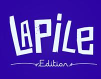 Logo design for a theatre company @Lyon