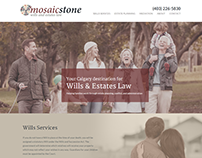 MosaicStone - Website