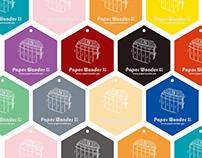 PAPERWONDER Branding Design