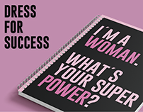 DRESS FOR SUCCESS | PROPOSAL BOOK