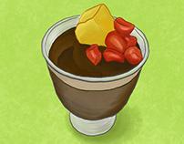 Granny's Bowl | Recipe Illustrations