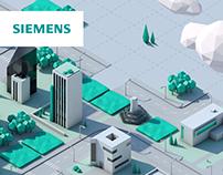 SIEMENS Bifrost 3D WebGL Game