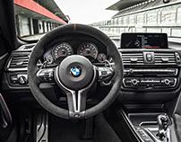 BMW M4 GTS Interior & Details