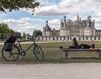 La Loire à Vélo avec Katarzyna