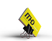 New Brand Identity for IT-HD Creative