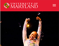 UMD homepage