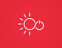 Logotipo, fusión de conceptos