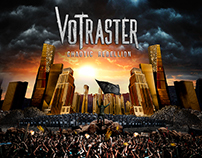 VOTRASTER (Artwork EP 2017) Digital Art
