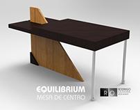 Equilibrium - Mesa de centro