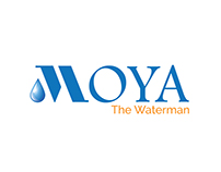 MOYA - The waterman : Brochure design