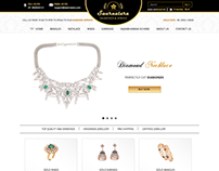 Ecommerce Website for Swarnatara Jewellery