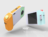 Hay - Creating a digital product for another typology