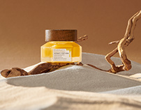 Desert Concept Cosmetic