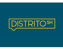DISTRITO SH - Visual Identity