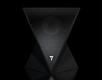 Seven Sound Speakers