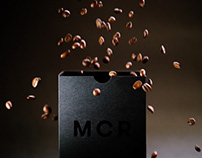 MCR - Packaging Design - Black