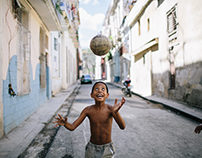 Cubanos -kids street