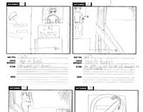 Creative Blitz Storyboard