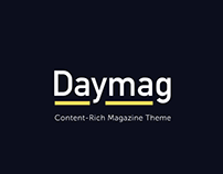 Daymag - Creative Magazine Theme