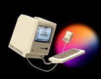 Macintosh 128k - Motion Design