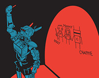 Chappie - Poster Posse Tribute