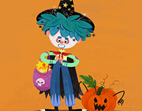 🎃HALLOWEN ANIMATION👻