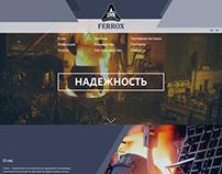 Landing - Ferrox