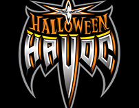Logo for WCW Event Halloween Havoc