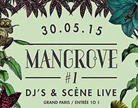 Les soirées de la Mangrove