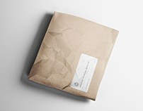 Shipping Package Mockup - PSD