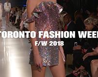 Toronto Fashion Week FW18