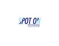 Spot On Cleaning Company Logo
