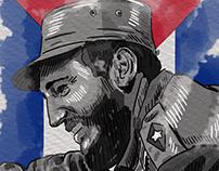 Commandante Fidel Castro