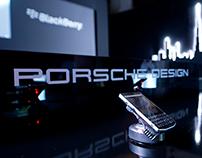 Blackberry Porche Design Event