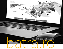 BATRA - facelift & specifications