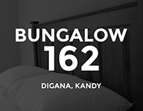 Kandy Bungalow 162 Website