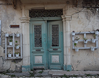 Doors of Lefkara