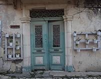 Doors of Lefkara
