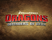Dragons: Defenders of Berk - Mi Señal x Señal Colombia