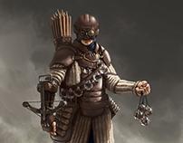 Soul Reaver redesigned - Vampire Hunters