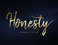 Honesty Free Font