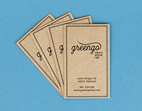 Tarjetas Greengo
