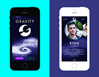 Gravity Dating App