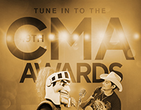 Scarlet Knight on the CMA's
