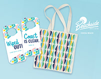 Beachside Hotel & Suites | Branding