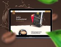 Coffee roaster from Poznan, Poland