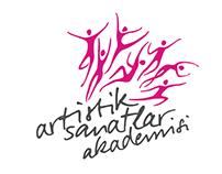 Artistik Sanatlar Akademisi / Logo Tasarımı
