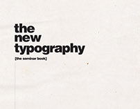 The New Typography