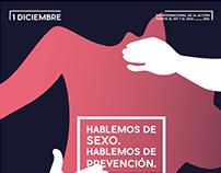 Hablemos de Sexo! Hablemos de Prevención!