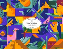 Coffee Branding – Vacanda Coffee Rosteria